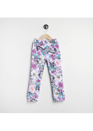 FLORAL PATTERN LEGGINGS FOR GIRLS