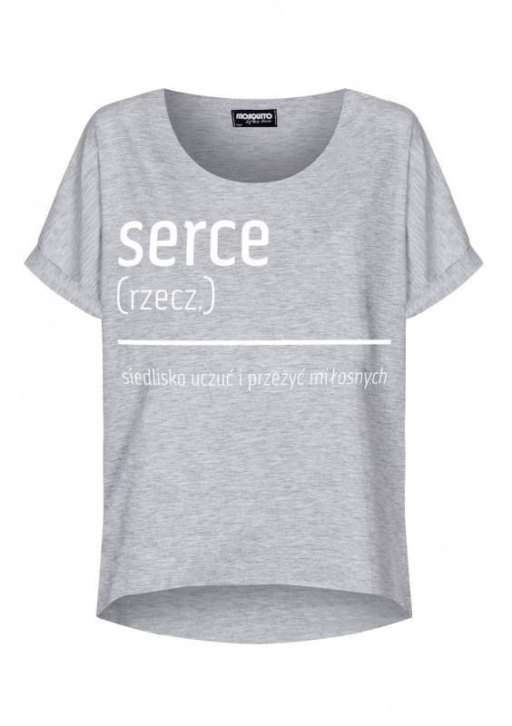 """SERCE"" T-SHIRT"