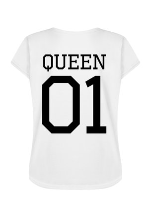"T-SHIRT ""QUEEN 01"" ILM"