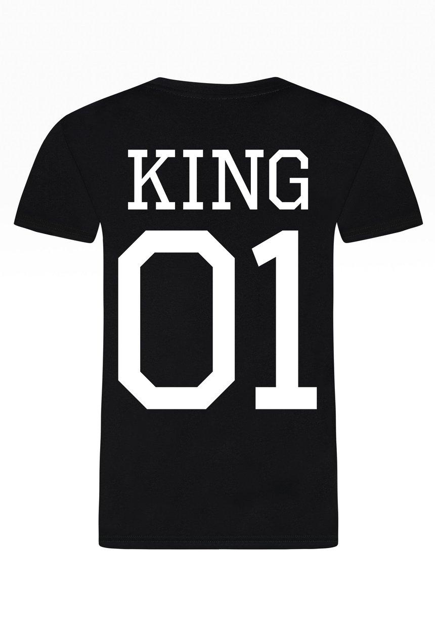 "KOSZULKA ""KING 01"""