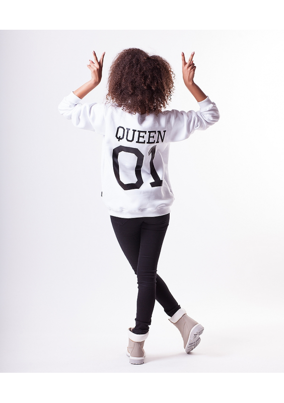 QUEEN 01 SWEATSHIRT