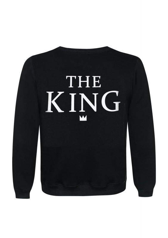 "BLUZA ""THE KING"""