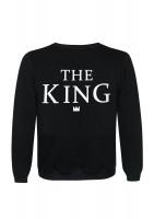 "BLUZA ""THE KING"""