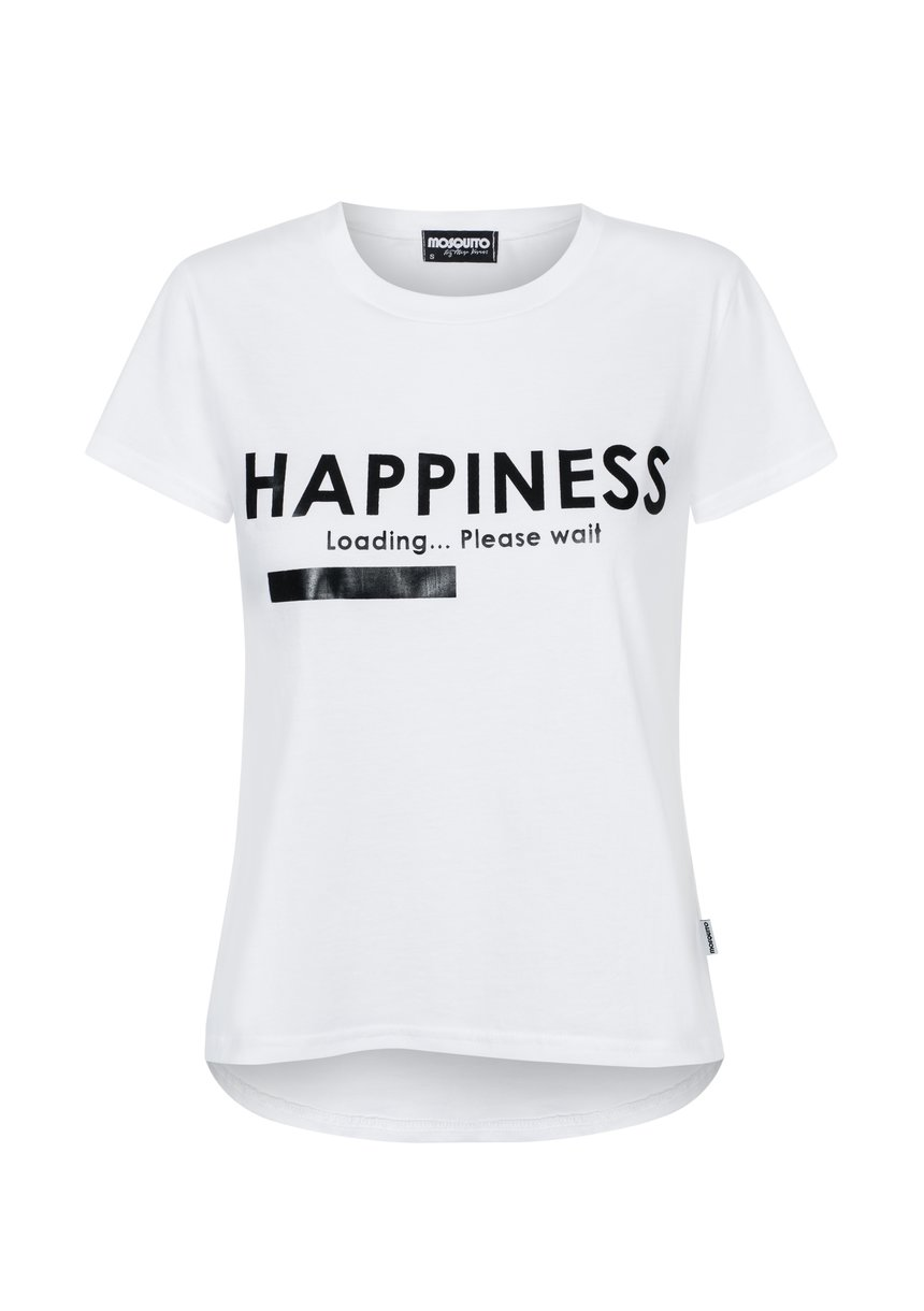 "T-SHIRT ""HAPPINESS"""