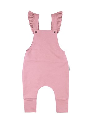 FRILLY SUSPENDER DUNGARESS