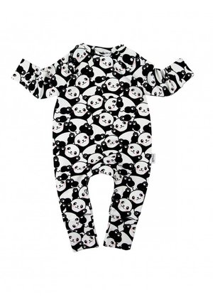 "LONG SLEEVES ROMPER ""PANDA''"