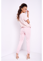COTTON BASIC PANTS ILM
