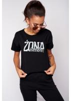 """T-SHIRT """"ŻONA IDEALNA"""" ILM"""