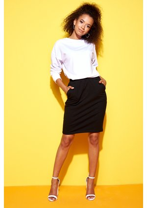 SKIRT COTTON BASIC ILM