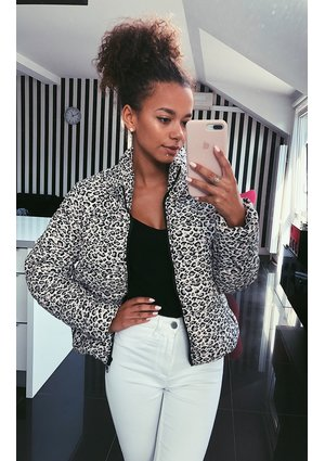PANTHER PRINT JACKET ILM