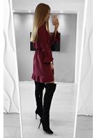 CROSSOVER DRESS