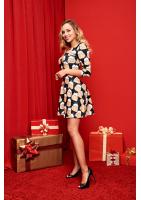 DRESS CHRISTMAS COOKIE PRINT ILM