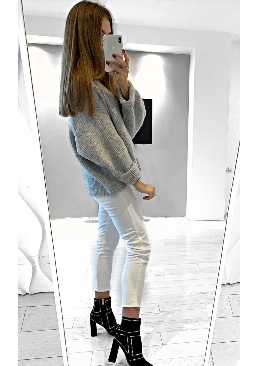 OVERSIZED  SWEATER ILM A006