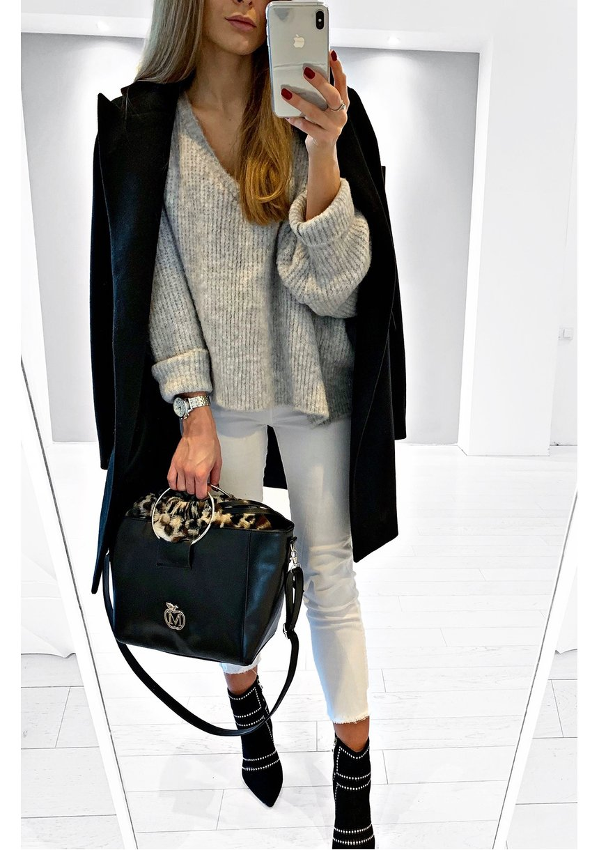 SWETER OVERSIZE ILM A006