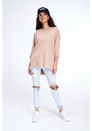 OVERSIZE COTTON SWEATSHIRT ILM