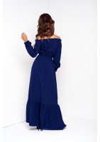 OFF SHOULDERS MAXI DRESS