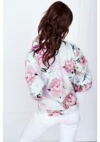 BOMBERKA WHITE  ROSE FLOWER ILM