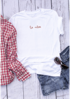 "T-SHIRT ""BE NICE"" ILM"