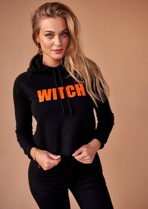 """Bluza z kapturem """" Witch"""" ILM"""