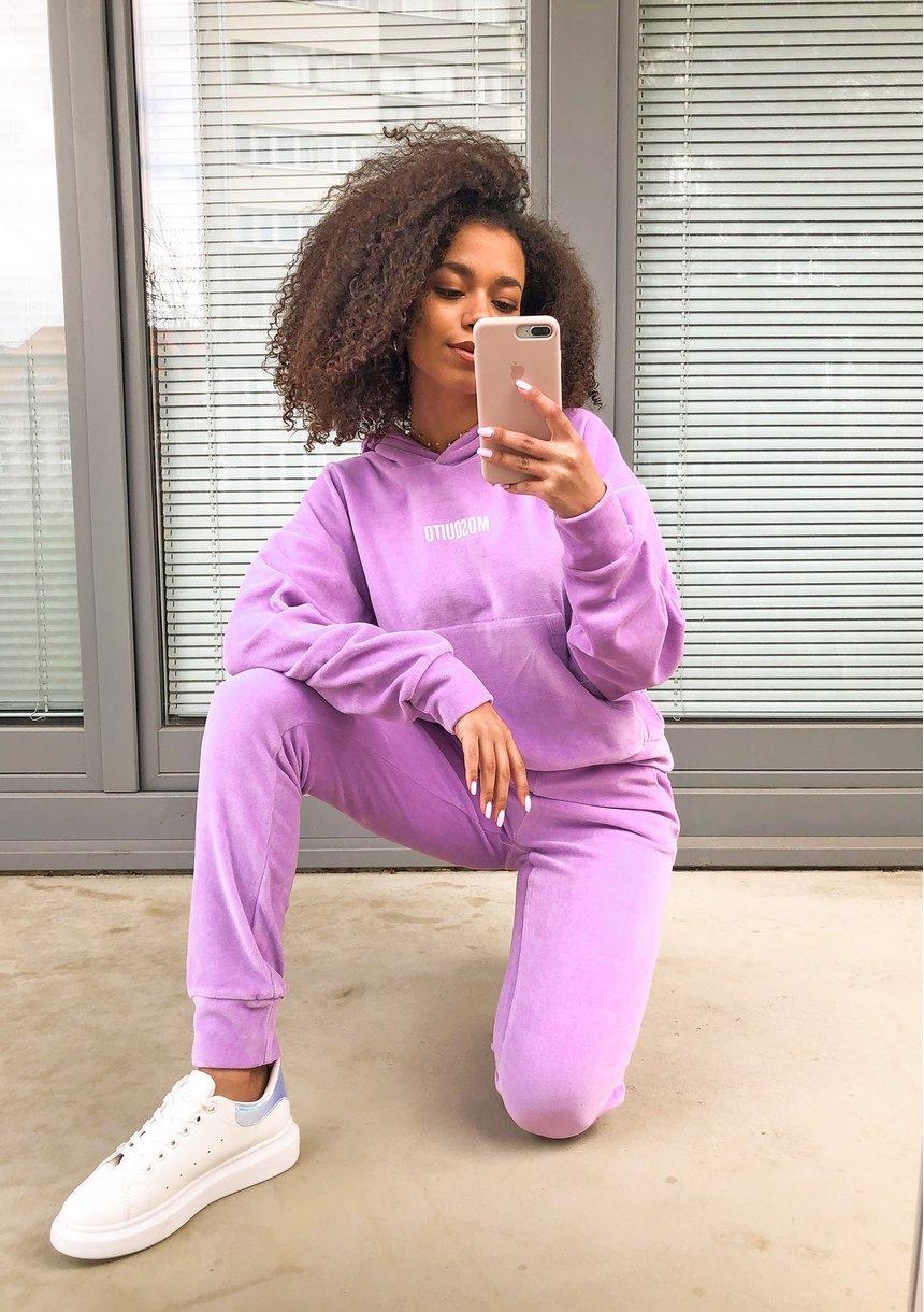 spodnie welur 2