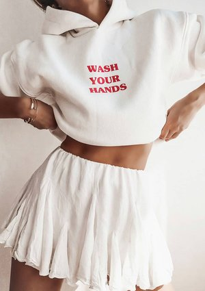 """Bluza """" Wash Your Hands """""""