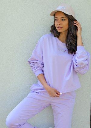 Bluza o luźnym kroju Lila ILM
