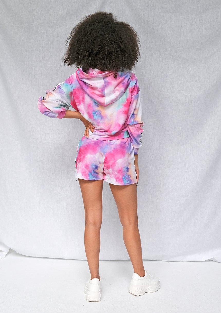Szorty z lampasami  Diy Print colors ILm