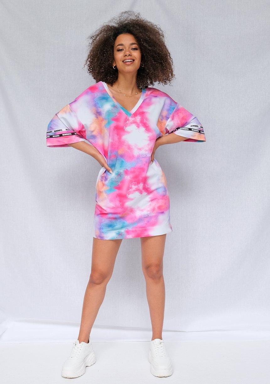 Tunika Diy print colors ILM
