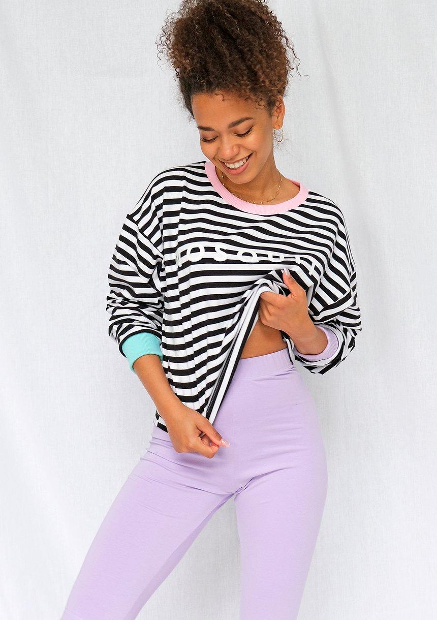 Bluza w paski colors ILM