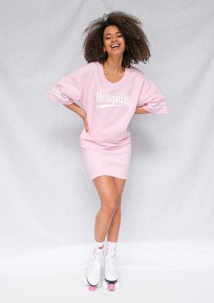 Tunika t-shirt Mosquito logo Pink ILM