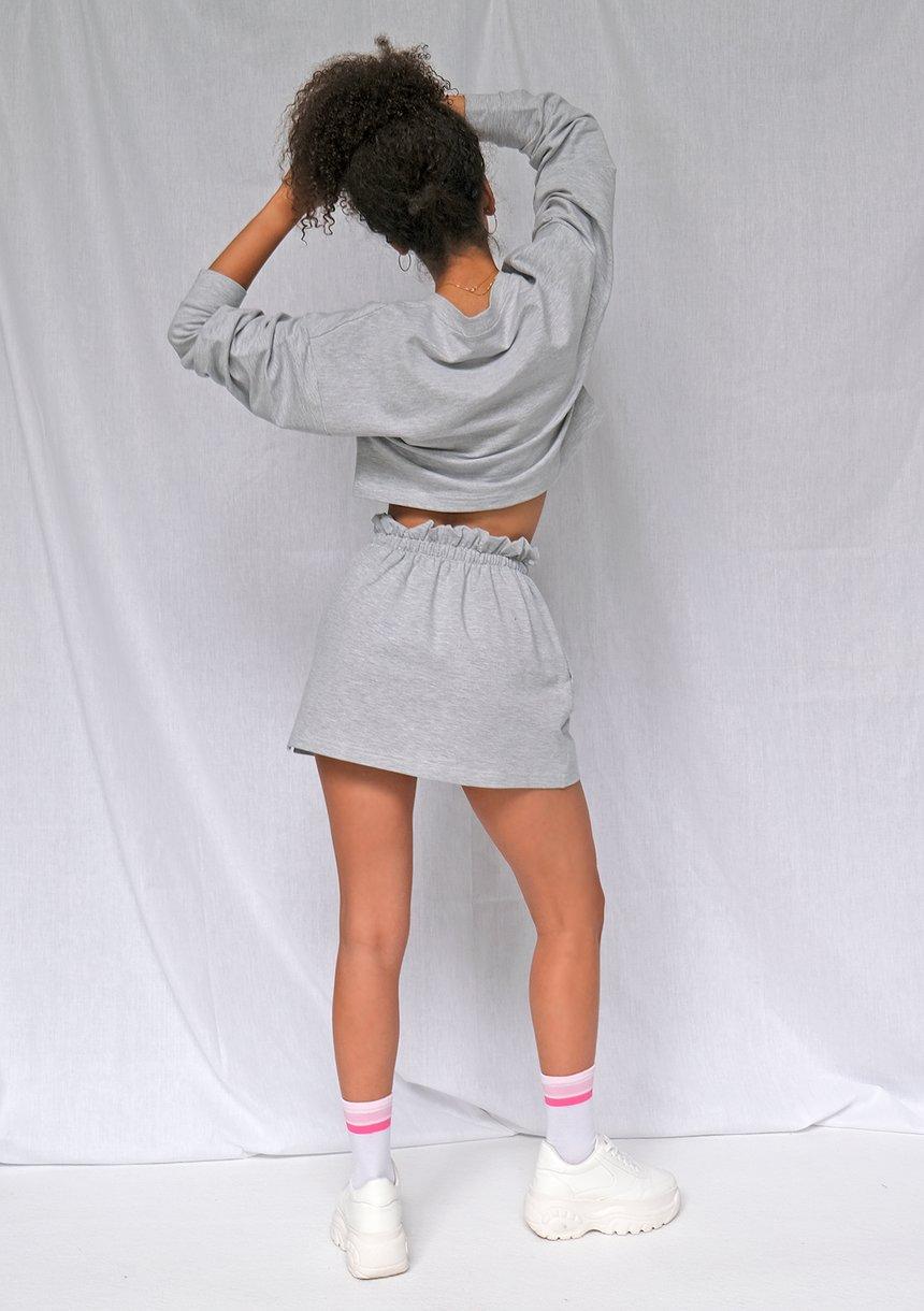 Melanżowa spódniczka ILM