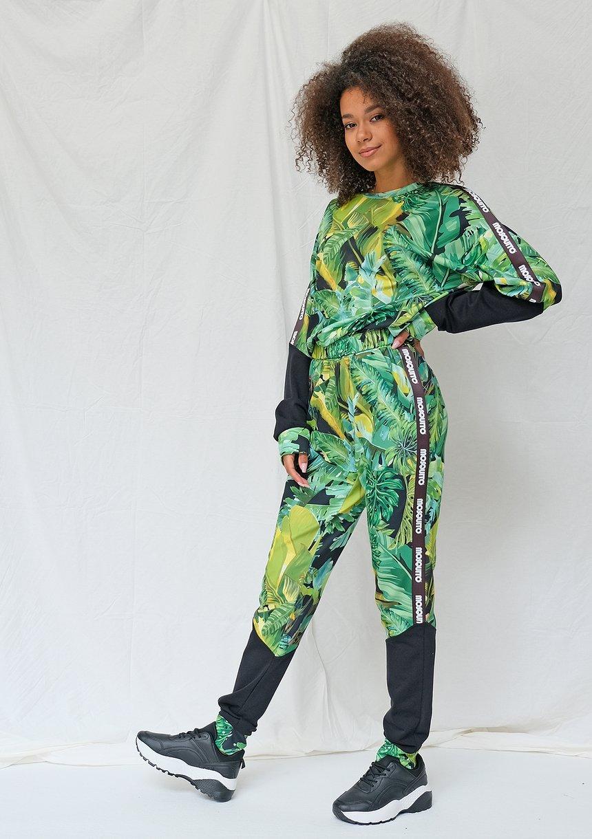 Bluza dresowa black bananas ILM