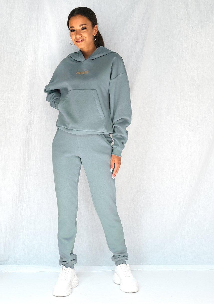 Bluza z kieszenią i kapturem Blue Stone ILM