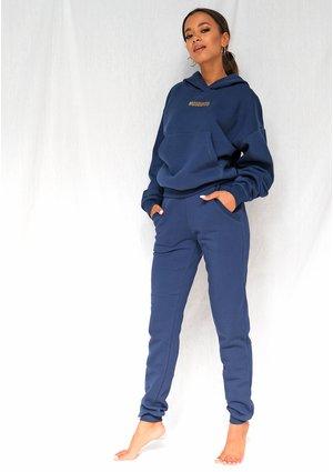 Dresowe spodnie Monaco Navy ILM