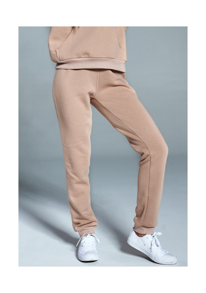 BF Dresowe spodnie Beżowe ILM