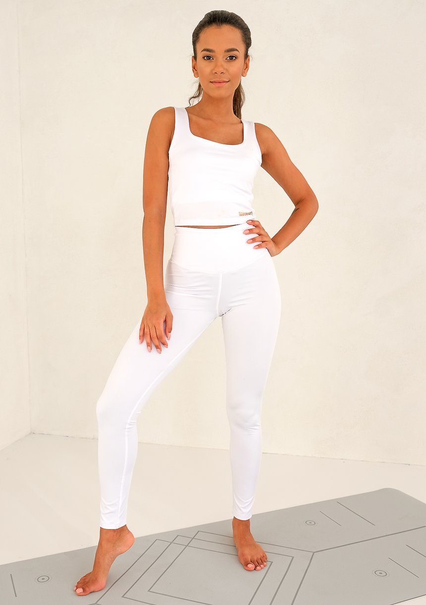 Simple Top White