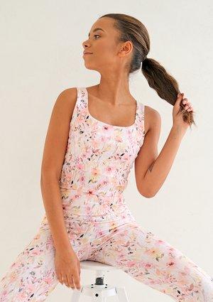 Simple Top Pink Flower ILM