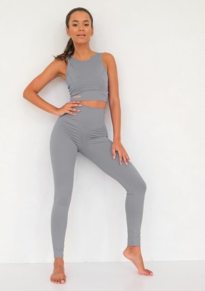Legginsy Hi Pure Grey FL001 ILM