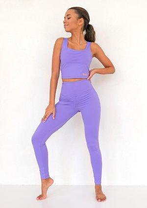 Legginsy Hi Pure Violet FL001 ILM