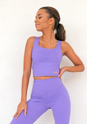 Simple Top Violet ILM