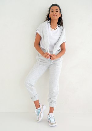 Spa Melange loose fit sweatpants