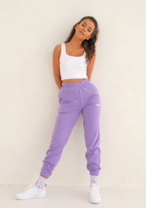 Grape Fruit loose fit sweatpants