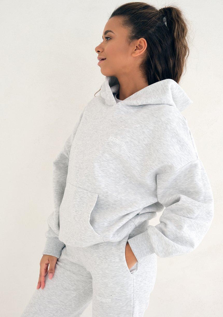 Spa Melange Hoodie Sweatshirt