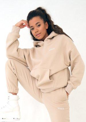 Warm Sand Hoodie Sweatshirt
