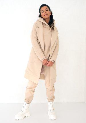 Warm Sand coat