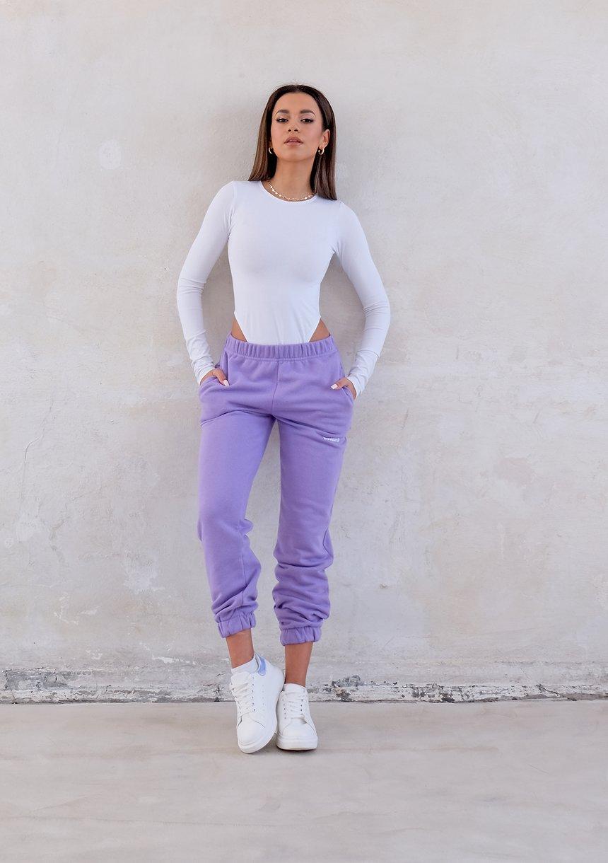 High Leg Body White
