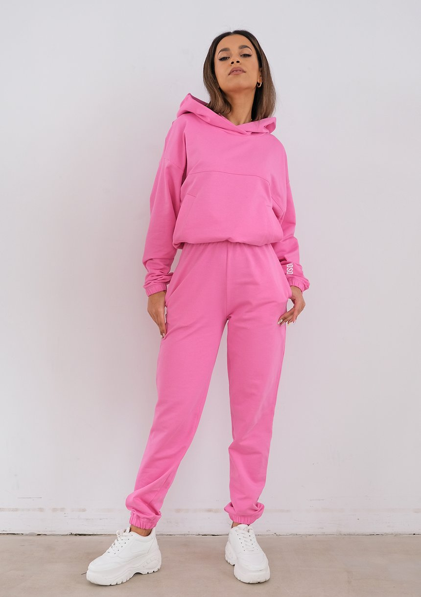 Spodnie dresowe Hot Pink