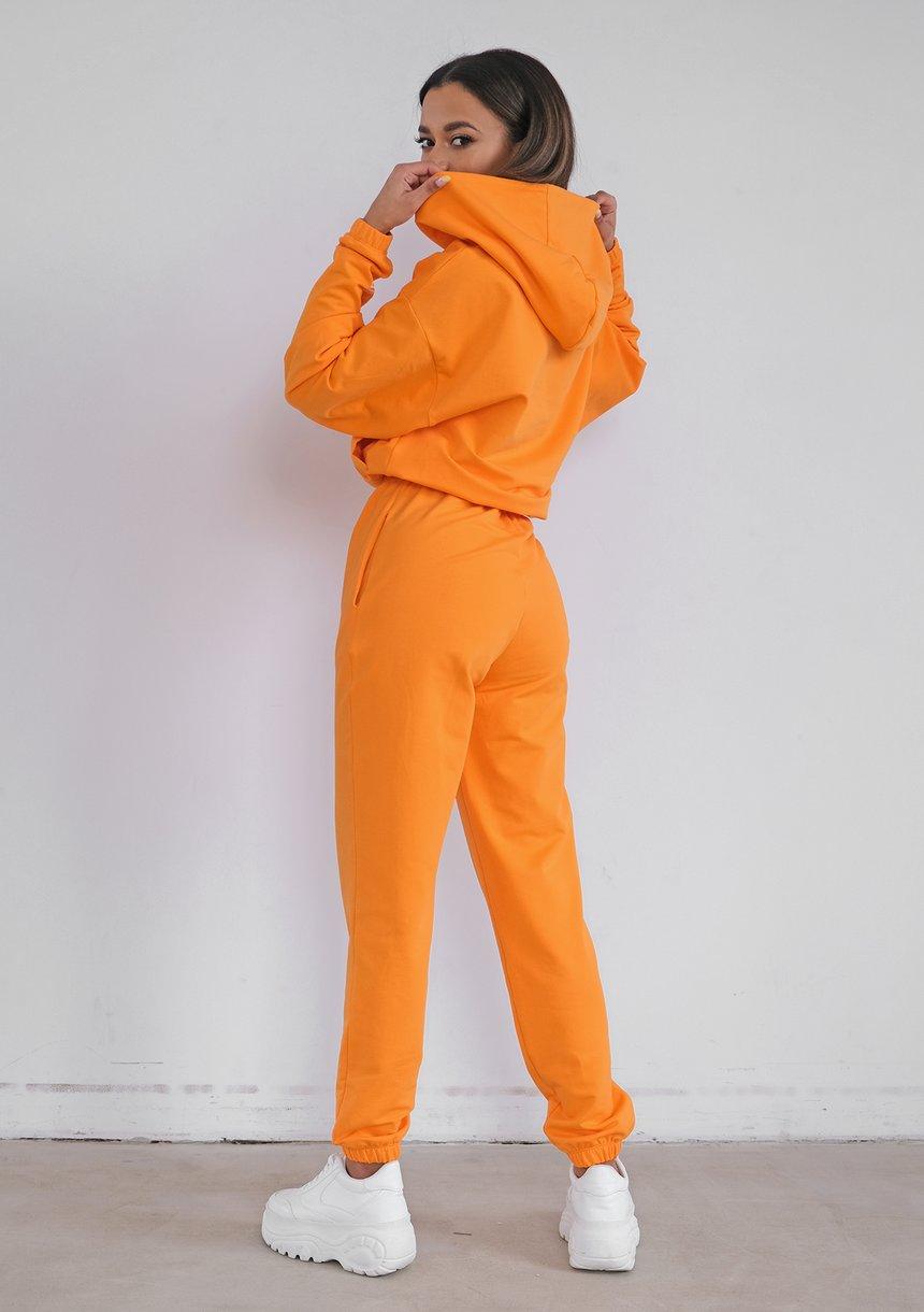Bluza z kapturem Orange Peel