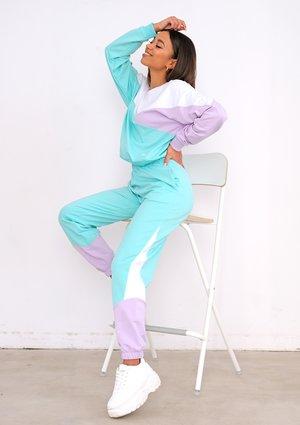 Spodnie dresowe Pastel Mint ILM