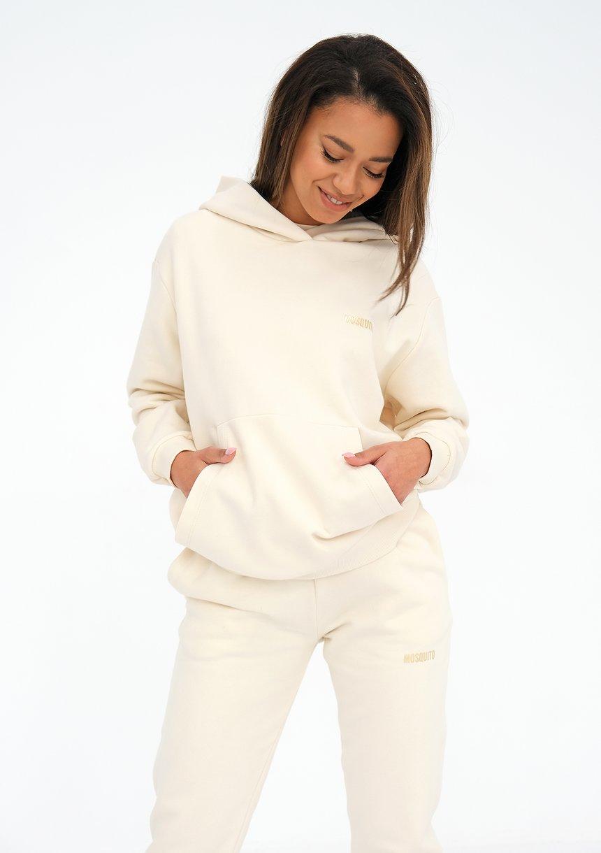 Bluza z kapturem Swish Vanilla ILM